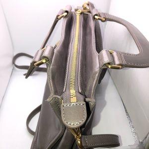 HOBO Bags - NewHobo Women Adley Leather Crossbody Bag - Cement